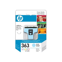 HP - Hp 363 - cyan chiaro - originale -