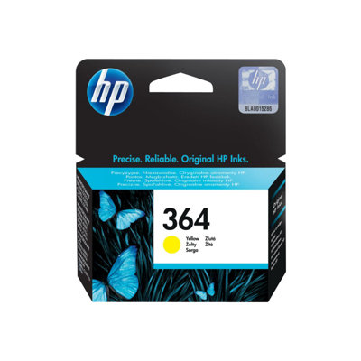 HP - CARTUCCIA INK GIALLO N.364 BLISTER