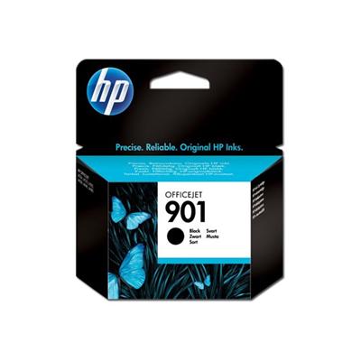 HP - CART. 901 BLACK OFFICEJET BLISTER