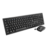 Kit tastiera mouse V7 - Wireless keyb-mouse combo it