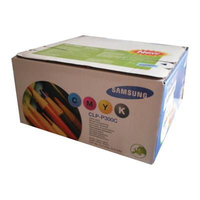 Samsung - KIT 4 TONER N/C/M/G CLP-300/300N
