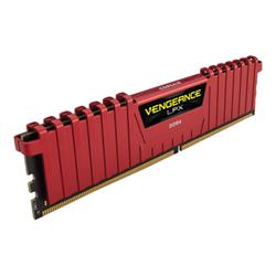 Barrette RAM Corsair Vengeance LPX - DDR4 - 16 Go: 2 x 8 Go - DIMM 288 broches - 3200 MHz / PC4-25600 - CL16 - 1.35 V - mémoire sans tampon - non ECC
