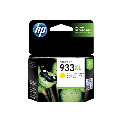 Cartuccia HP - HP 933XL YELLOW OFFICEJET INK