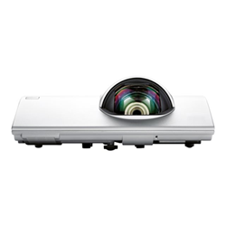 Vid�oprojecteur Hitachi CP-CX301WN - Projecteur LCD - 3100 ANSI lumens - XGA (1024 x 768) - 4:3 - LAN