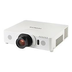 Vidéoprojecteur Hitachi CP-X8150 - Projecteur LCD - 5000 lumens - XGA (1024 x 768) - 4:3 - LAN