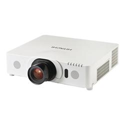 Vidéoprojecteur Hitachi CP-X8160 - Projecteur LCD - 6000 lumens - XGA (1024 x 768) - 4:3 - LAN