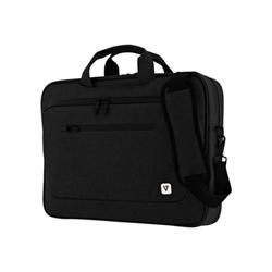 Borsa V7 - 15.6in 15.4in laptop black case