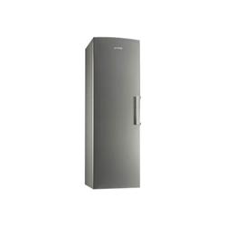 Congélateur Smeg CV26PXNF3 - Congélateur - pose libre - largeur : 59.5 cm - profondeur : 66.71 cm - hauteur : 185 cm - 251 litres - congélateur-armoire - classe A+ - inox