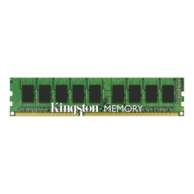 Kingston - 4GB 1600MHZ ECC SINGLE RANK MODULE