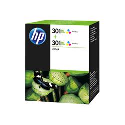 HP - Cartuccia colore n 301xl