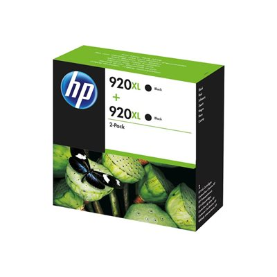 HP - TWIN PACK NERO