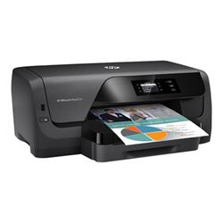 Imprimante à jet d'encre HP Officejet Pro 8210 - Imprimante - couleur - Recto-verso - jet d'encre - A4 - 1200 x 1200 ppp - jusqu'à 22 ppm (mono) / jusqu'à 18 ppm (couleur) - capacité : 250 feuilles - USB, LAN, Wi-Fi(n)