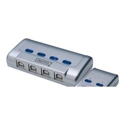 Caricabatteria ITB Solution - Digitus usb 2.0 sharing switch