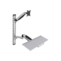 Digitus flexible wall mount for