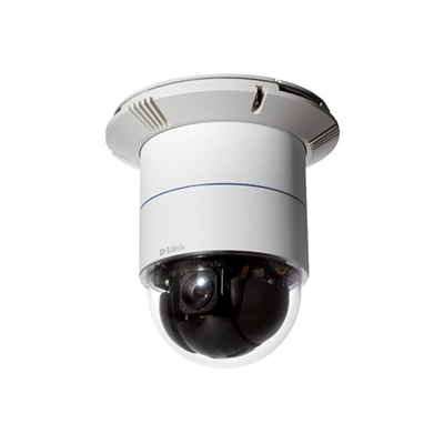 D-Link - PROF IP SECURITY CAM 12X SPEED DOME
