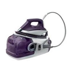 Centrale vapeur Rowenta Perfect Steam DG 8520 - Centrale vapeur - semelle : Laser Microsteam 400 - 2400 Watt - blanc / violet