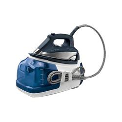 Centrale vapeur Rowenta Perfect Steam DG8560F0 - Centrale vapeur - semelle : Laser Microsteam 400 - 2400 Watt - blanc/bleu
