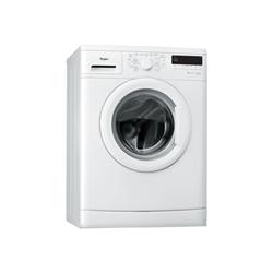 Lave-linge Whirlpool DLC9012 - Machine à laver - pose libre - largeur : 59.5 cm - profondeur : 58 cm - hauteur : 84.5 cm - chargement frontal - 59 litres - 9 kg - 1200 tours/min - blanc