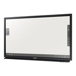 """Écran LFD Samsung DM82E-BM - Classe 82"""" - DME Series écran DEL - signalisation numérique - 1080p (Full HD) - système de rétroéclairage en bordure par DEL Edge-Lit"""