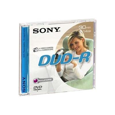 DVD Sony - DVD-R 8CM PER VIDOCAMERA 1 4GB 30M