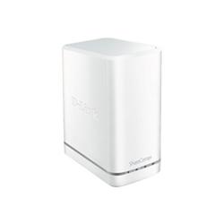 Serveur de stockage en réseau D-Link ShareCenter + 2-Bay Cloud Network Storage Enclosure DNS-327L - Serveur NAS - 2 Baies - SATA 3Gb/s - HDD - RAID 0, 1, JBOD - Gigabit Ethernet