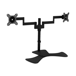 V7 - Dual swivel desk stand mount