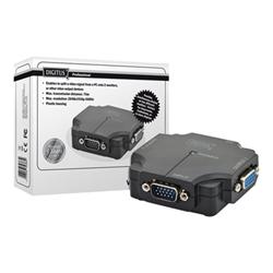 Adattatore ITB Solution - Digitus vga splitter 350 mhz