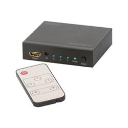 Digitus - selettore video/audio - 3 porte ds-48304