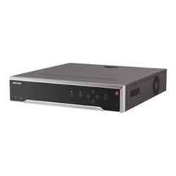 Hikvision DS-7700 Series DS-7708NI-I4/8P - DVR autonome - 8 canaux - en réseau - 1.5U - rack-montable