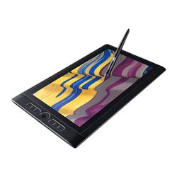 "Tablette graphique Wacom MobileStudio Pro DTH-W1320L - Tablette - Core i5 - Windows 10 Home - 8 Go RAM - 128 Go SSD - 13.3"" écran tactile 2560 x 1440 (WQHD) - Iris Graphics 550 - Wi-Fi, Bluetooth"