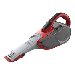 Aspirateur de table Black & Decker DustBuster DVJ315J - Aspirateur - Aspirateur à main - sans sac - rouge