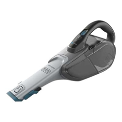 Aspirateur de table Black & Decker DustBuster DVJ325BF - Aspirateur - Aspirateur à main - sans sac - titanium metallic/aubergine