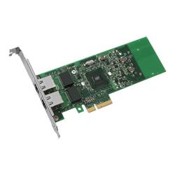 Adattatore di rete Intel - Gigabit et dual port svr adp