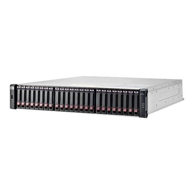 Nas Hewlett Packard Enterprise - HP MSA 1040 FC DC SFF STORAGE