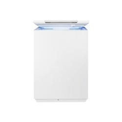 Congélateur Electrolux EC1501AOW - Congélateur - pose libre - largeur : 60.6 cm - profondeur : 66.5 cm - hauteur : 86.8 cm - 140 litres - congélateur coffre - classe A+ - blanc