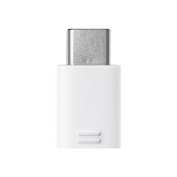 Chargeur Samsung EE-GN930 - Adaptateur USB - Micro-USB Type B (F) pour USB de type C (M) - USB 2.0 - blanc
