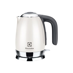 Bouilloire Electrolux EEWA7100W - Bouilloire - 1.5 litres - 2200 Watt - blanc/chrome