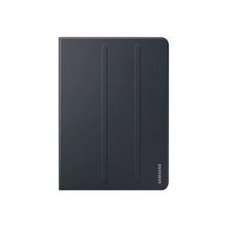 Coque Samsung Book Cover EF-BT820 - Protection à rabat pour tablette - noir - pour Galaxy Tab S3