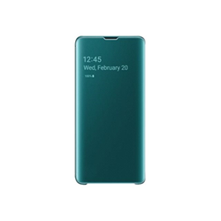 Cover SAMSUNG CLEAR VIEW CASE - GALAXY S10