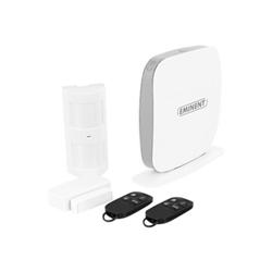 Telecamera per videosorveglianza Eminent - Eminent em8615 wifi/sms/gsm alarm s