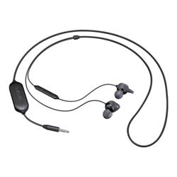 Samsung EO-IG930 - Écouteurs avec micro - intra-auriculaire - Suppresseur de bruit actif - jack 3,5mm - noir