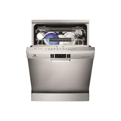 Lave-vaisselle Electrolux ESF8515ROX - Lave-vaisselle - pose libre - largeur : 60 cm - profondeur : 61 cm - hauteur : 85 cm - inox