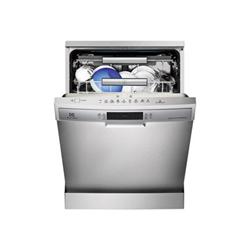 Lave-vaisselle Electrolux RealLife ESF8720ROX - Lave-vaisselle - pose libre - largeur : 59.6 cm - profondeur : 61 cm - hauteur : 85 cm - inox