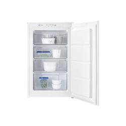 Congélateur Electrolux EUN1000AOW - Congélateur - intégrable - niche - largeur : 56 cm - profondeur : 55 cm - hauteur : 88 cm - 98 litres - congélateur-armoire - classe A+ - blanc