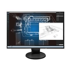 """Écran LED EIZO FlexScan EV2456 - Écran LED - 24.1"""" - 1920 x 1200 - IPS - 350 cd/m² - 1000:1 - 5 ms - HDMI, DVI-D, VGA, DisplayPort - haut-parleurs - disponible dans différentes couleurs"""