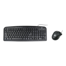 Kit tastiera mouse Eminent - Ewent ew3123 - set mouse e tastiera