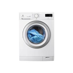Lave-linge Electrolux SUNNY EWF1286ODW - Machine à laver - pose libre - chargement frontal - 8 kg - 1200 tours/min - blanc