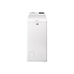 Lave-linge Electrolux EWT1266ODW - Machine à laver - pose libre - largeur : 40 cm - profondeur : 60 cm - hauteur : 85 cm - chargement par le dessus - 6 kg - 1200 tours/min