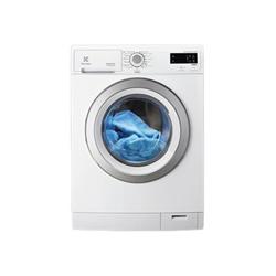 Machine à laver séchante Electrolux EWW1686HDW - Machine à laver séchante - pose libre - largeur : 60 cm - profondeur : 60.5 cm - hauteur : 85 cm - chargement frontal - 66 litres - 8 kg - 1600 tours/min - blanc
