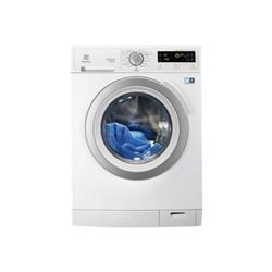 Machine à laver séchante Electrolux DualCare EWW 1698 MDW - Machine à laver séchante - pose libre - largeur : 60 cm - profondeur : 64 cm - hauteur : 85 cm - chargement frontal - 9 kg - 1600 tours/min